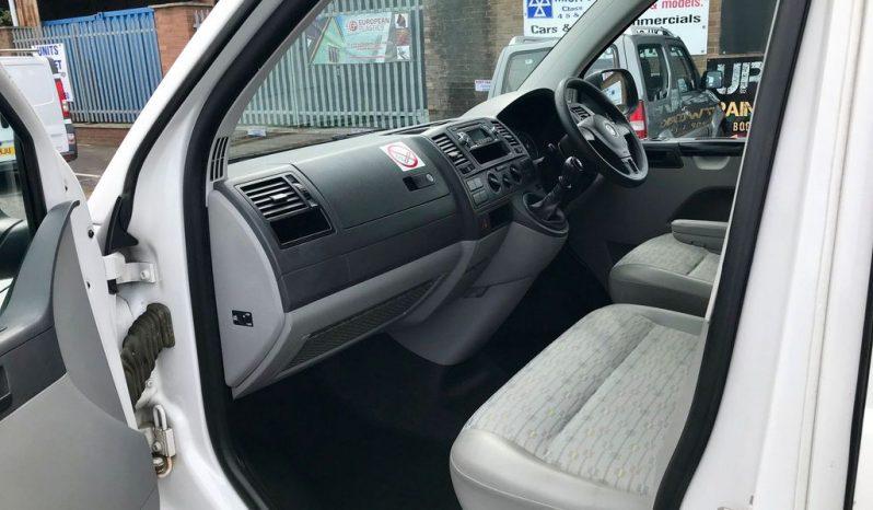 Volkswagen Transporter 2.0 TDI T30 Startline Panel Van 4dr (LWB) (MK63 GVX) full