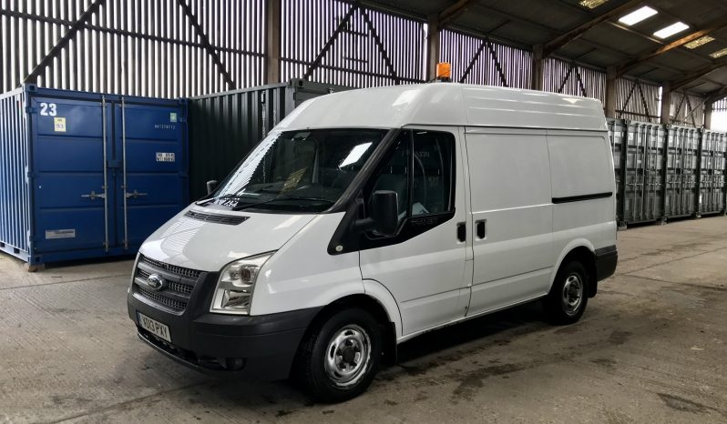Ford Transit 2.2 TDCi 280 S Medium Roof Van 3dr (EU5, SWB) YD13 PXY full