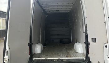 Mercedes-Benz Sprinter 2.1 CDI 313 High Roof Panel Van 4dr (LWB) (BW15 XPZ) full