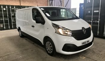 Renault Trafic 1.6 dCi 29 Business+ L2H1 4dr (HN66 NWA) full