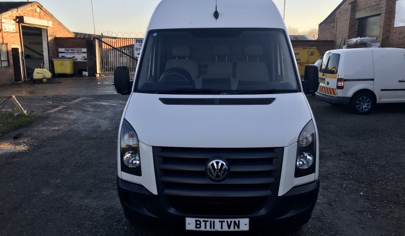 Volkswagen Crafter 2.5 BlueTDI CR35 High Roof Van 4dr (MWB) (BT11 TVN) full