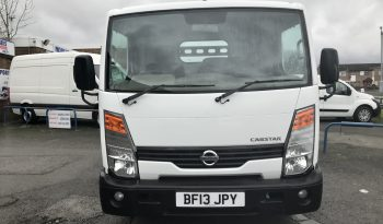 Nissan Cabstar 2.5 dCi 35.14 Pro Dropside Truck 2dr (MWB) ( BF13 JPY) full