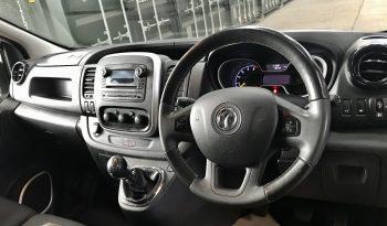 Vauxhall Vivaro (2015)  1.6 CDTi 2900 Sportive L1H1 Crew Van 5dr (DL15 GDY) full